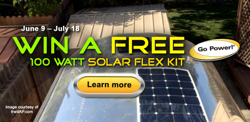 Solar Flex Give Away!
