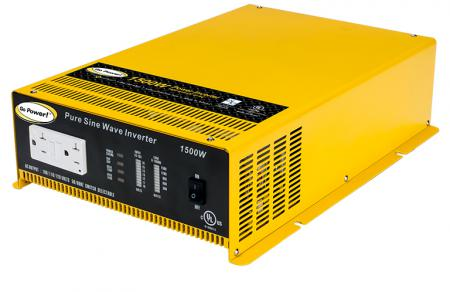 GoPower! 1500w Pure Sine Inverter